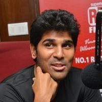 Allu Sirish at Red FM 93.5 | Picture 1363085