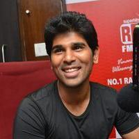 Allu Sirish at Red FM 93.5 | Picture 1363086