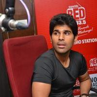 Allu Sirish at Red FM 93.5 | Picture 1363089