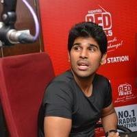 Allu Sirish at Red FM 93.5 | Picture 1363090