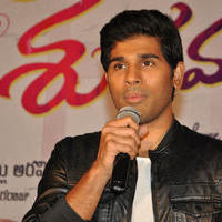 Allu Sirish - Srirastu Subhamastu Trailer Launch Photos