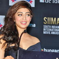 Pranitha - SIIMA 2016 Press Conference Photos