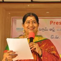 Kavitha - Kevvu Kabaddi Tournament Press Meet Stills