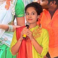 Pooja Ramachandran - Marala Telupana Priya Movie Audio Launch Photos