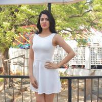 Sakshi Choudhary at Lord Shiva Creations Productions No 1 Movie Launch Photos
