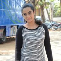 Namitha Pramod at Chuttalabbayi Movie Opening Photos