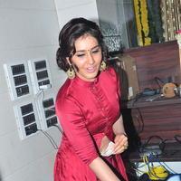 Raashi Khanna - Bahar Cafe Restaurant Launch Stills