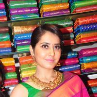 Raashi Khanna - Raashi Khanna Inaugurates RS Brothers Shopping Mall
