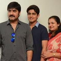 Srikanth Family at Nirmala Convent Movie Interview Photos