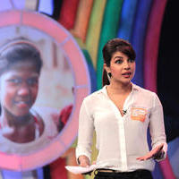 Priyanka Chopra - NDTVs Our Girl Our Pride Fund Raising Campaign Photos