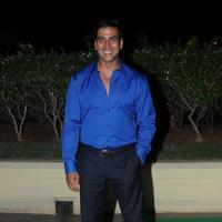 Akshay Kumar - Celebrities at The Wedding Reception of Vishesh Bhatt and Kanika Parab Photos