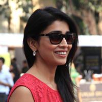 Shriya Saran - The Times of India Literary Carnival 2013 Day 1 Photos