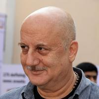 Anupam Kher - The Times of India Literary Carnival 2013 Day 1 Photos