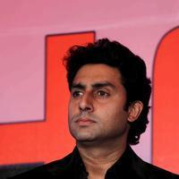 Abhishek Bachchan - Dhoom 3 Movie Press Conference Photos