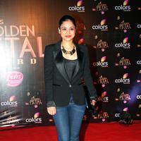 Sumona Chakravarti - Colors Tv 3rd Golden Petal Awards Photos