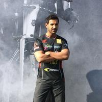 John Abraham - John Abraham at 2nd edition of Godrej Eon Tour de India 2013 Photos