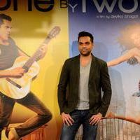 Abhay Deol - First look of film One By Two Photos