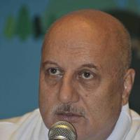 Anupam Kher - The Land Of The Flying Lamas Book Release Photos