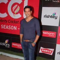Anup Soni - Celebrity Cricket League 4 Photos