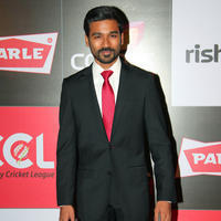Dhanush - Celebrity Cricket League 4 Photos