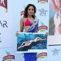 Shobita Dhulipala - Launch of Kingfisher Calendar 2014 Photos