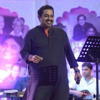 Shankar Mahadevan - Amitabh Bachchan at MNCS 7th Anniversary Function Photos