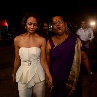 Amrita Arora - Bollywood Stars attend Christmas Service Photos