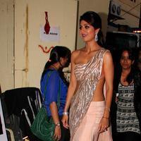 Shilpa Shetty - Diwali Celebration on the sets of Nach Baliye 6 Photos