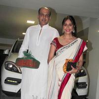 Ashutosh Gowariker - Aamir Khan Diwali Party 2013 Photos
