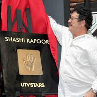Kunal Kapoor - Unveiling of tile bearing Shashi Kapoor hand impression Photos