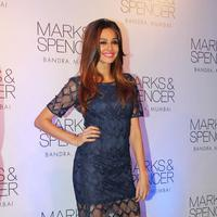 Shibani Dandekar - Sonakshi Sinha & Bipasha Basu at The Launch of Marks and Spencer Store Photos