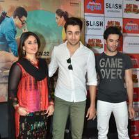 Imran, Kareena & Punit Promotes Gori Tere Pyaar Mein Movie Photos
