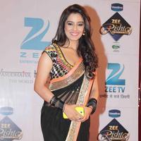 Srishty Rode - Zee Rishtey Awards 2013 Photos