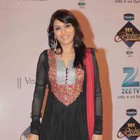 Anjali Mukhi - Zee Rishtey Awards 2013 Photos