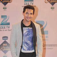 Aditya Narayan - Zee Rishtey Awards 2013 Photos