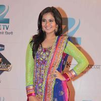 Rupal Tyagi - Zee Rishtey Awards 2013 Photos