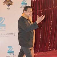 Mithun Chakraborty - Zee Rishtey Awards 2013 Photos