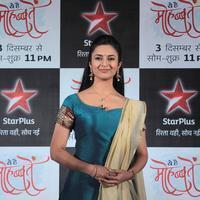 Divyanka Tripathi - Launch of television serial Yeh Hai Mohabbatein Photos