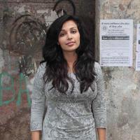 Flora Saini - Music Video Shoot of film Lakshmi Photos