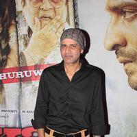 Manoj Bajpai - Theme Party Of Film Satya 2 Stills