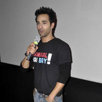 Pulkit Samrat - Screening Of Film Fukrey Stills