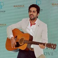 Ayushman Khurana - Ayushmann and Tahira Celebrates Platinum Day Photos