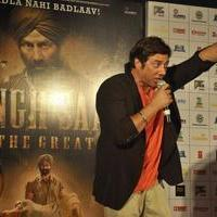 Sunny Deol - Music launch of film Singh Saab The Great Stills
