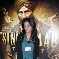 Amrita Rao - Music launch of film Singh Saab The Great Stills