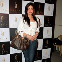 Zareen Khan - Shahrukh Khan & Others at The Launch of Lista Jewellery Store Photos