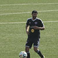 Aditya Roy Kapur - Celebrity Football Match 2014 Photos