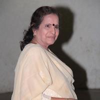 Usha Nadkarni - Special screening of film Bhoothnath Returns Photos