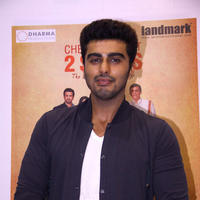 Arjun Kapoor - Launch of new cover of book 2 States Photos