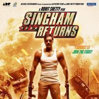Singham Returns Movie Posters
