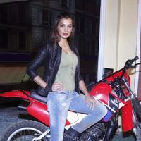 Mugdha Godse - Announcement of Colors reality show Fear Factor Khatron Ke Khiladi Season 5 Photos